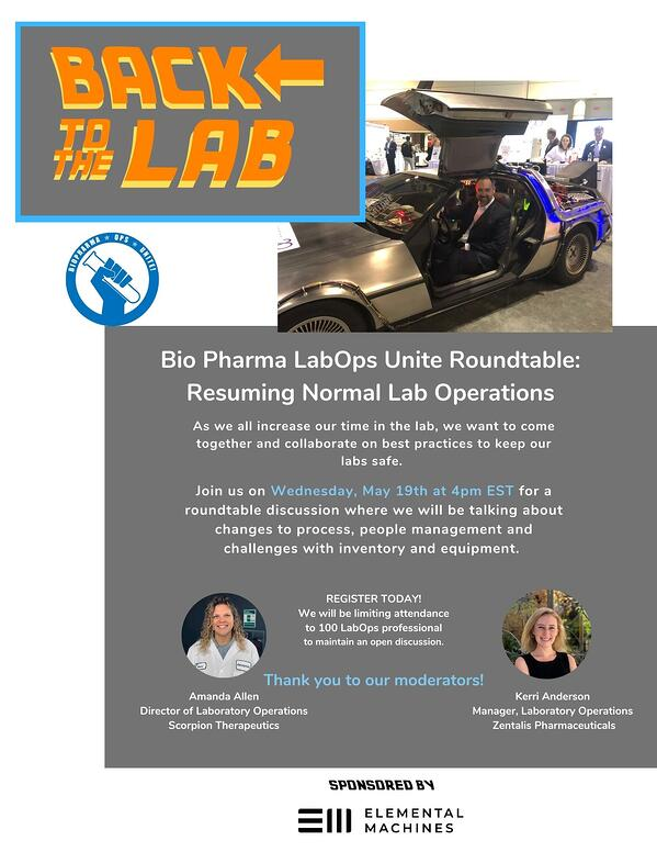BioPharma Ops Unite Back to the Lab Roundtable Flyer FINAL1 (1)